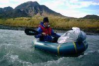 Sanctuary River in Denali National Park