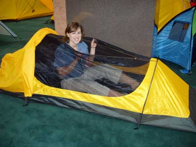 Eureka Solitaire  sc 1 st  Backpacking Light & More New Lightweight Shelters Announced (Outdoor Retailer Summer ...