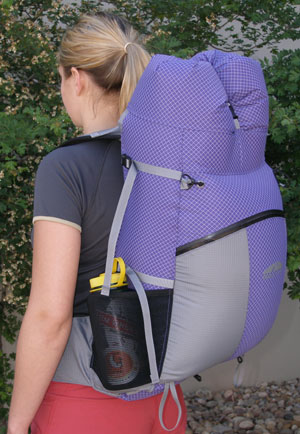 GoLites New Backpack Lineup for 2007: Ultra Series (Outdoor Retailer Summer Market 2006) - 2