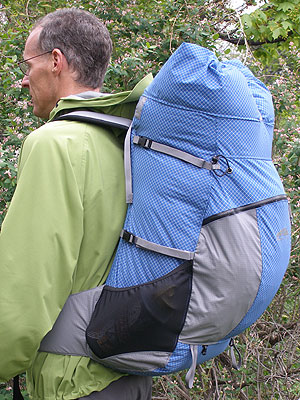 GoLites New Backpack Lineup for 2007: Ultra Series (Outdoor Retailer Summer Market 2006) - 3