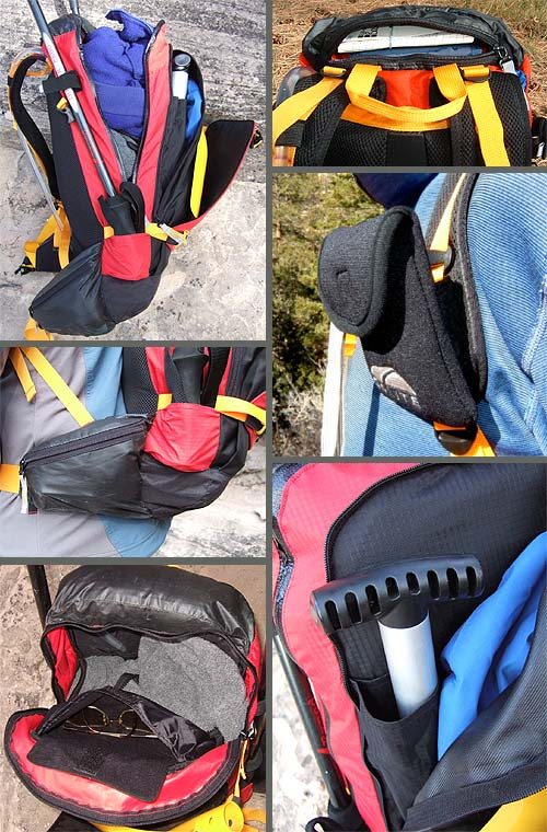 GoLite Rodeo Snow Sport Backpack REVIEW - 3