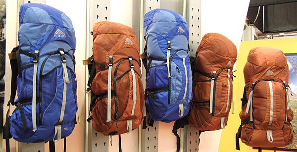 Keltys New Lightweight Backpack Line (Outdoor Retailer Summer Market 2006) - 1