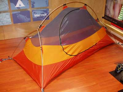 Marmot EOS 1P and 2P & More New Lightweight Shelters Announced (Outdoor Retailer Summer ...