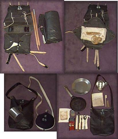 Haversack and Rucksack