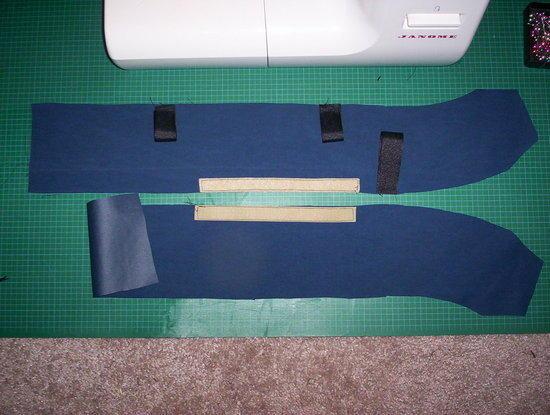 My strap assembly