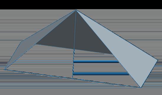 48x48x90 Tent