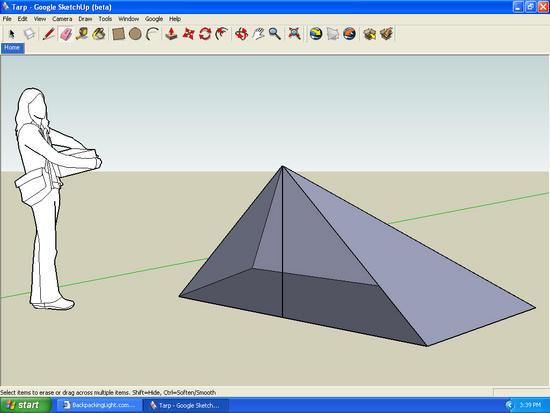 CAD Tarp
