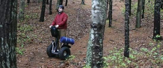 segway trail rider