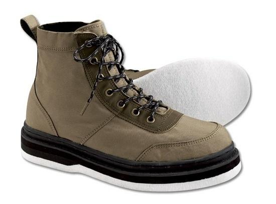 Orvis Pack and Travel Wading Shoe