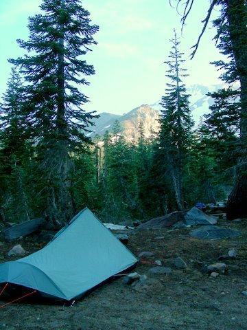 HH Squall at Mt. Shasta