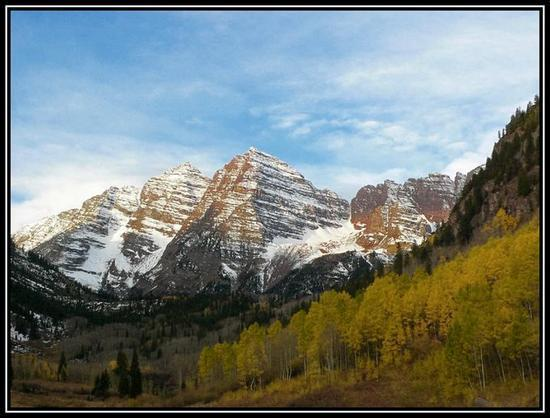 Maroon Bells (Oct 2006)