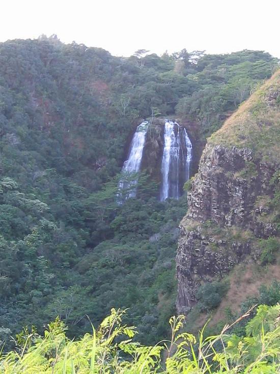 Waterfalls on Kauai