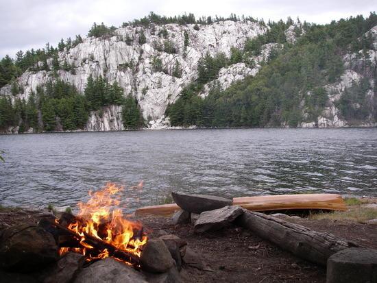 Great Mountain Lake