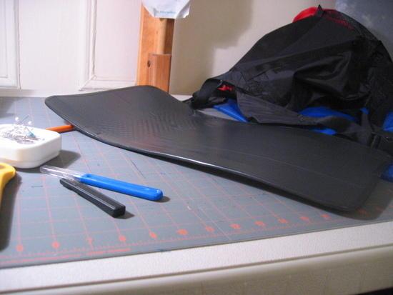 Backpack Back Foam And Frame Sheets Backpacking Light