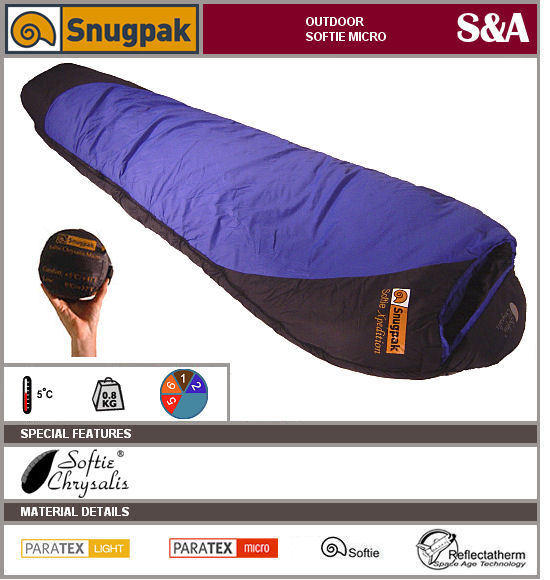 Snugpak Softie Micro