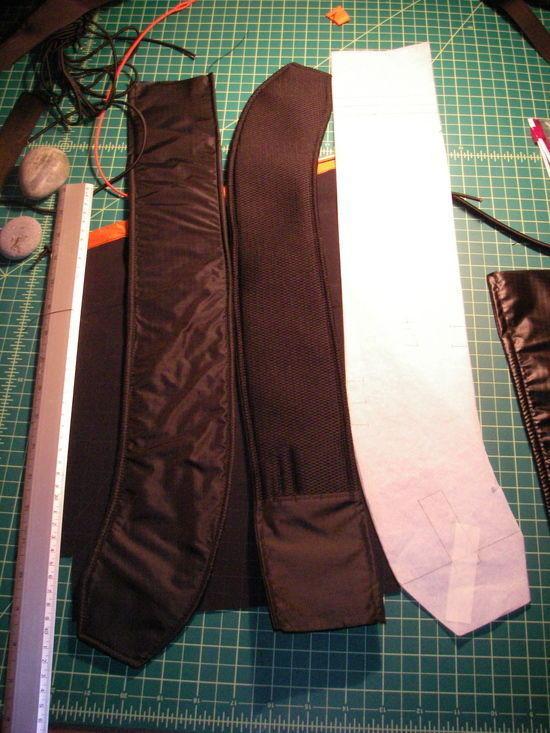 test straps