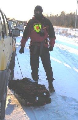 Alec's sled