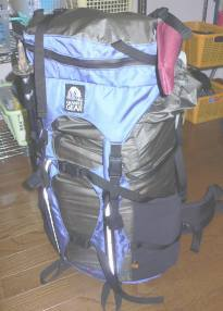 20lb winter baseload and 10lbs of alpine mountaineering gear..ouch