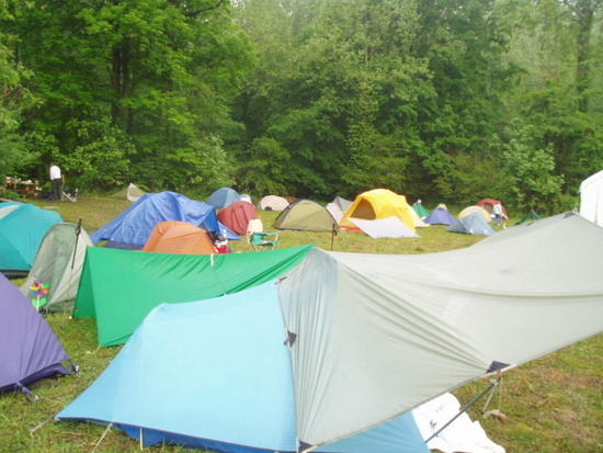 More Tents