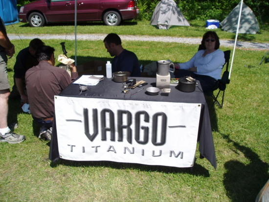 Vargo Ti products