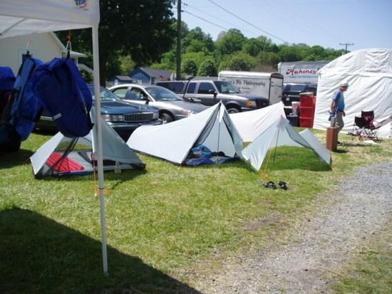 Gossamer Gear Shelters