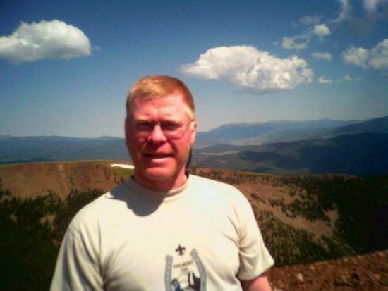 Baldy Mountain 12,441'