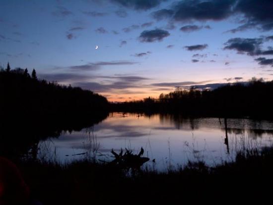 Sugarloaf Pond, SHT October 2001