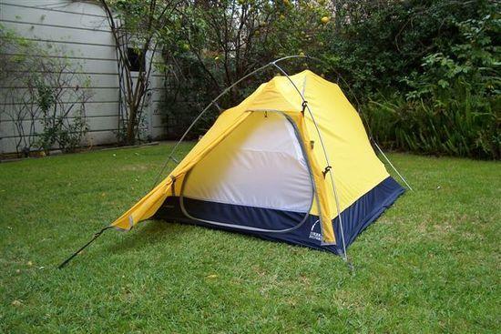 Tent - Window Closed