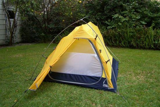 Tent - Window Open