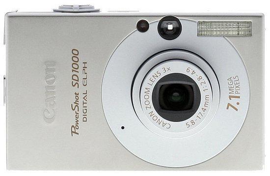 Canon SD1000