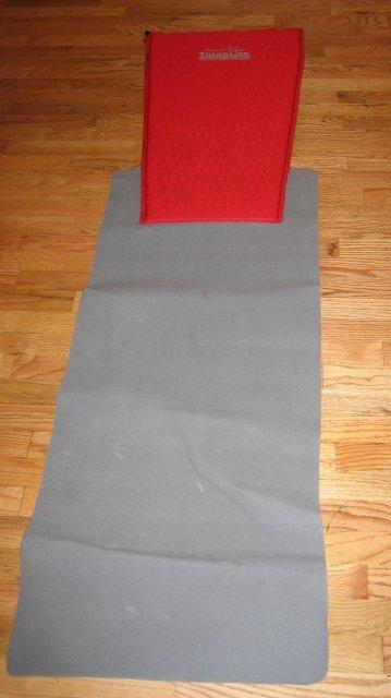 Torsolite hybrid pad