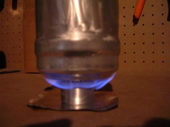 flame pattern-keg pot