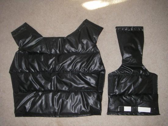 k-9 vest parts