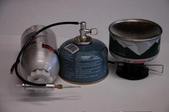 Range of valves