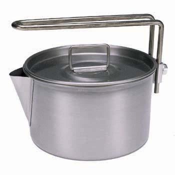 Olicamp Titanium kettle