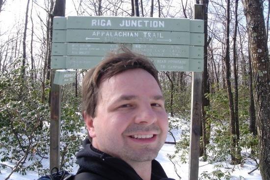 App. Trail sign