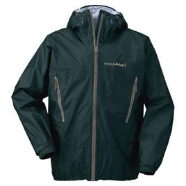 Montbell Peak rain jacket