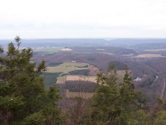 Our glimpse, into the heart of Pennsylvania.