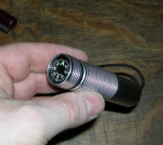 Silva match case compass