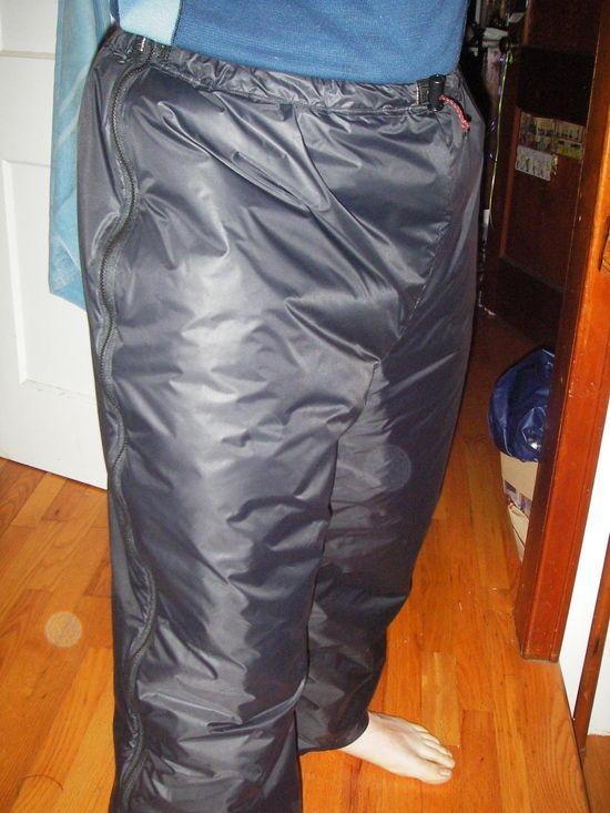 primaloft pants