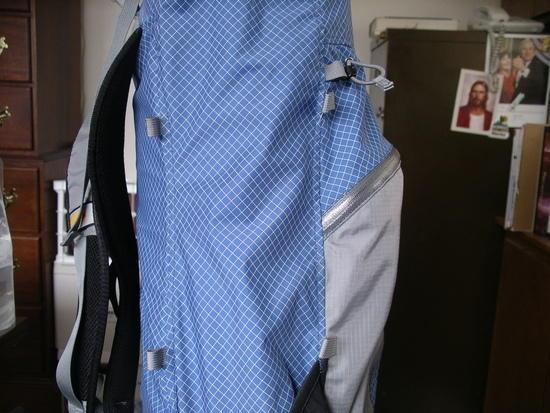 Side straps gone