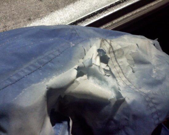 jacket damage 1
