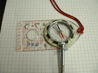 compass + bolt