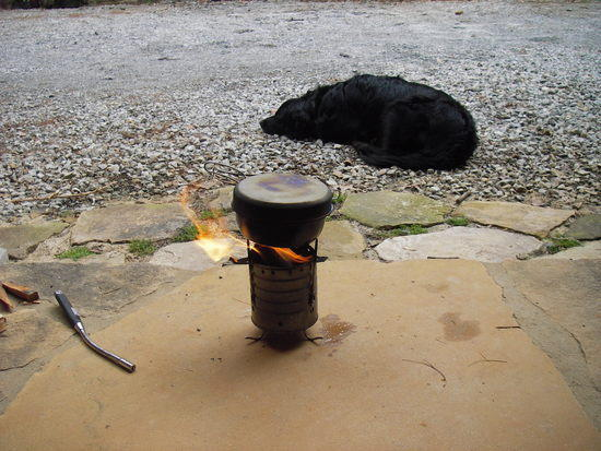 penny stove