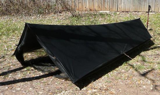 6x9 catenary tarp photo