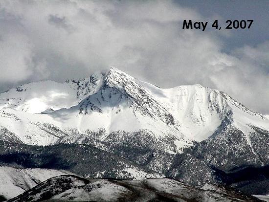 Mt. Borah, Idaho
