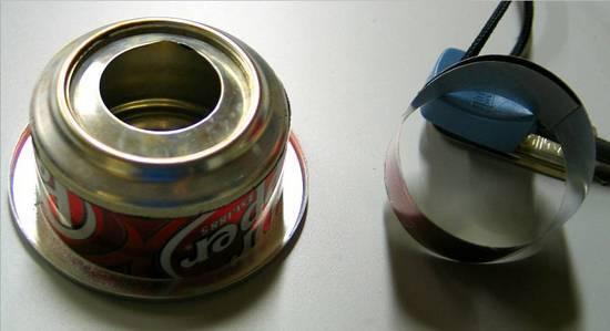 Simmer ring for Caldera Cone Ti-Tri stove