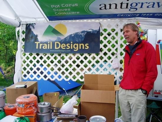 Lee from Trail Designs
