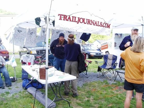 Trail Journals..what a great concept, and who knew there were so many long trails?!?