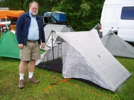 Ron Moak and his Cuben Refuge
